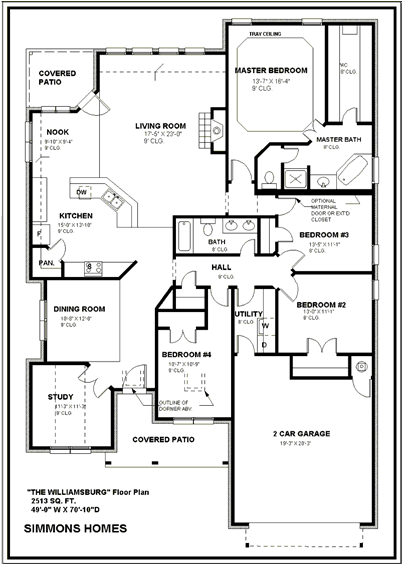 Free floor plans floor plans for free floor plans Create blueprints online free